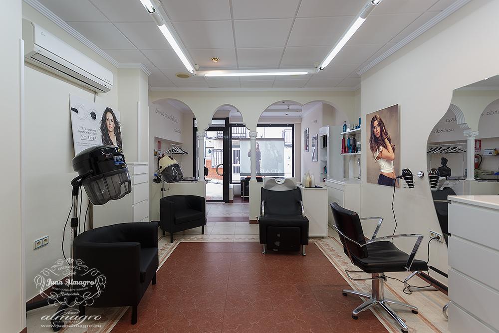 Adara sal n de peluquer a de rosa melgarejo hecho con amor - Salones de peluqueria decoracion fotos ...